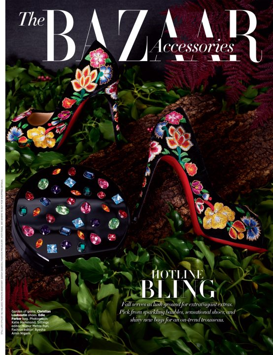 THE HARPERS BAZAAR - ACCESSORIES EDIT